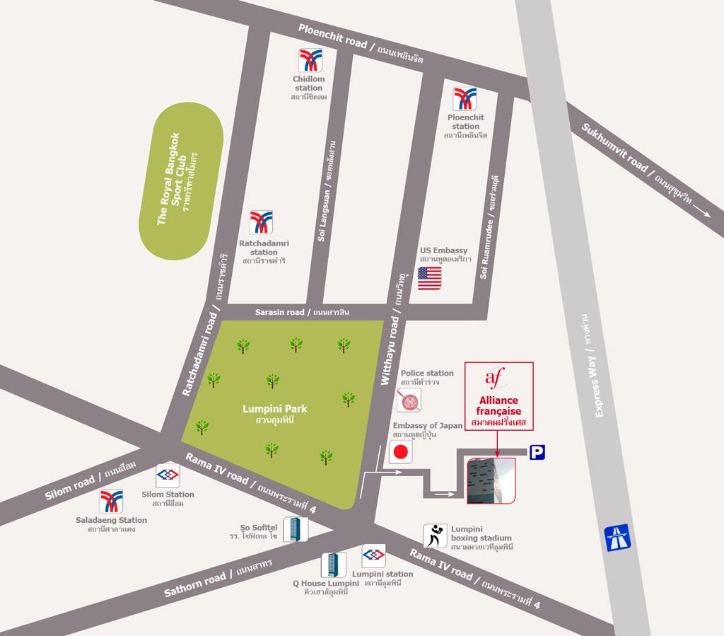 AFT-map